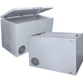 Холодильный ларь с глухой или стеклянной крышкой РОСС 1345х736х873 мм 400 л