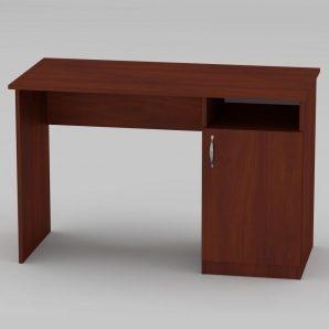 Письменный стол Компанит Ученик 1150х550х736 мм яблоня