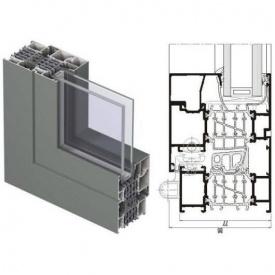 Алюминиевое окно Reynaers CS 86 HI