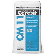 Клеюча суміш для плитки Ceresit CM11 25 кг