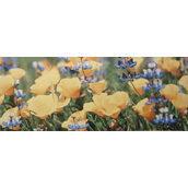 Плитка АТЕМ Yalta Flower YL 200x500 мм