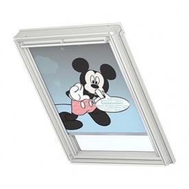 Затемнююча штора VELUX Disney Mickey 1 DKL S08 114х140 см (4618)
