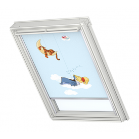 Затемнююча штора VELUX Disney Winnie the Pooh 1 DKL S06 114х118 см (4610)