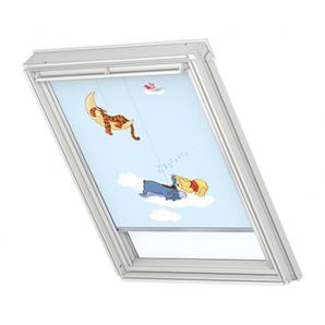 Затемняющая штора VELUX Disney Winnie the Pooh 1 DKL М10 78х160 см (4610)