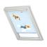 Затемнююча штора VELUX Disney Winnie the Pooh 1 DKL Р06 94х118 см (4610)