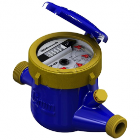 Счетчик для воды многоструйный MTK-UA Ду40
