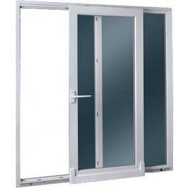 Параллельно-раздвижные двери для балкона 3000х1500 мм