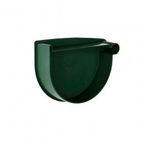 Заглушка воронки права Rainway 130 мм зелена