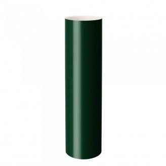 Труба водосточная Rainway 3 м 100 мм зеленая