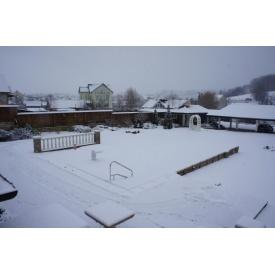 Зимовий тент для басейну Shield 350 кг/см2