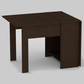Стол-книжка-1 Компанит 760х332х736 мм венге