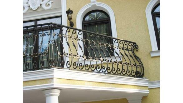 Балконы. Ограждение балконов