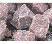 Бутовий камінь червоний