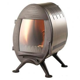 Чугунная печь INVICTA OXO INOX 10 кВт