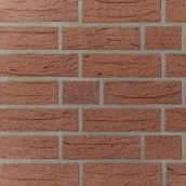 Клинкерный лицевой кирпич Terca Aa antik 240х115х71 мм красный пестрый