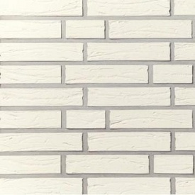 Клинкерный лицевой кирпич Terca Fa 240х115х71 мм белый