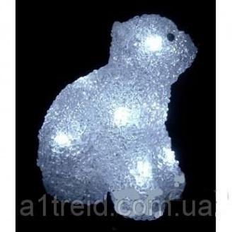 Светодиодная фигура Мышка 18 см