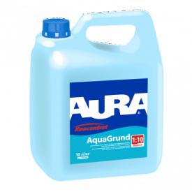 Грунтовка Aura Koncentrat Aquagrund 3 л