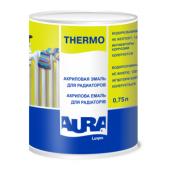 Емаль Aura Luxpro Thermo 0,45 л для радіаторів