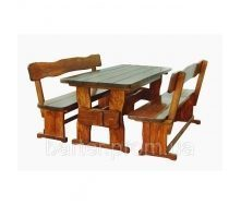 Столи дерев'яні дачні 1800*800