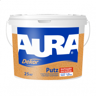 Штукатурка декоративная Aura Dekor Silikon Putz K15 барашек 25 кг