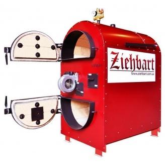Котел твердотопливный пиролизный Ziehbart 18 18 кВт 900*700*1350 мм
