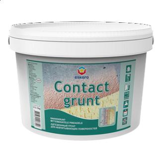 Грунтовка Eskaro Contact Grunt 3 кг
