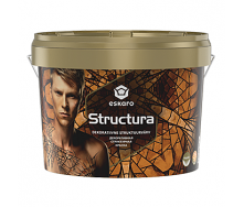 Краска структурная Eskaro Structura 10,6 л