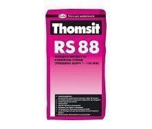 Быстротвердеющая ремонтная смесь Thomsit RS 88 25 кг