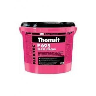 Прочный эластичный клеящий состав Thomsit P 695 FLEXTEC 16 кг