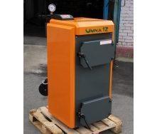 Котел твердотопливный пиролизный КОТэко 15 кВт 1070х470х460 мм
