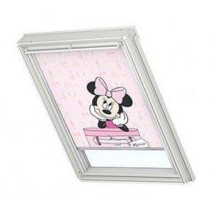 Затемняющая штора VELUX Disney Minnie 1 DKL S06 114х118 см (4614)