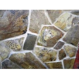 Облицовочная плитка из андезита закарпатская 1-3 см
