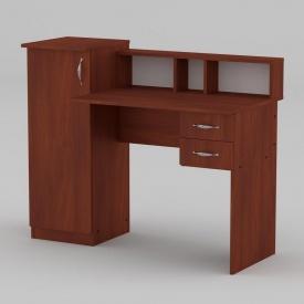 Письмовий стіл Компанит Пі-Пі-1 1175х550х736 мм яблуня