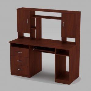 Компьютерный стол Компанит Менеджер 1400х598х756 мм яблоня