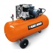Компрессор поршневой Black&Decker CP300/4 T 3 кВт с ременным приводом