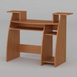 Компьютерный стол Компанит СКМ-4 1230х500х756 мм ольха