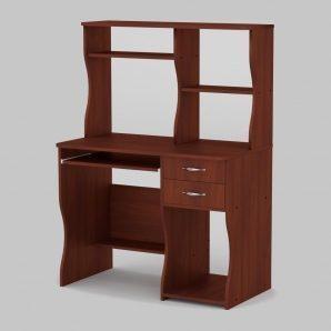 Компьютерный стол Компанит СКМ-8 1000х550х766 мм яблоня