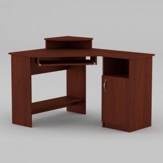 Компьютерный стол Компанит СУ-1 1200х900х749 мм яблоня