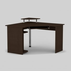 Компьютерный стол Компанит СУ-8 1200х1100х736 мм венге
