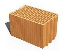Керамический блок Leier LeierPLAN 25 N+F 250x375x249 мм