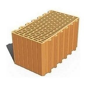 Керамический блок Leier LeierPLAN 45 N+F 450x250x249 мм