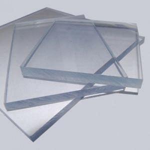 Оргстекло акриловое 5 мм 2,05х3,05 м прозрачное