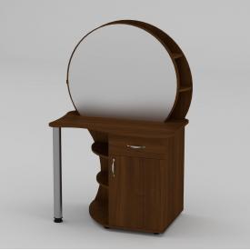 Туалетный столик Компанит Трюмо-3 957х1432х598 мм орех