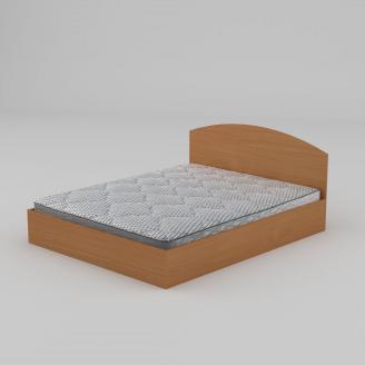 Кровать Компанит 160 1644х750х2042 мм бук