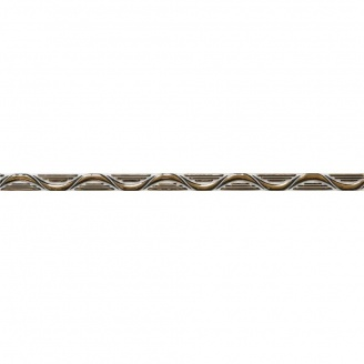 Фриз АТЕМ Stick Volna W Gold 295x15 мм (14114)