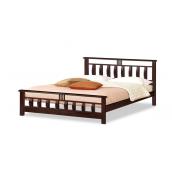 Кровать ONDER MEBLI DB 8500(О) 1600х2000 мм вишня