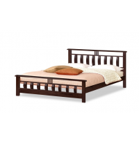 Ліжко ONDER MEBLI DB 8500(О) 1600х2000 мм вишня