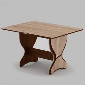 Стол кухонный Компанит КС-4 640x440x750 мм дуб Сонома