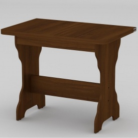 Стол кухонный Компанит КС-3 900x590x732 мм орех экко